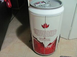 Molson Canadian Large Beer Can Stereo