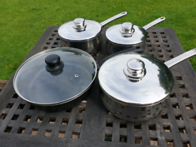 Set of Pans