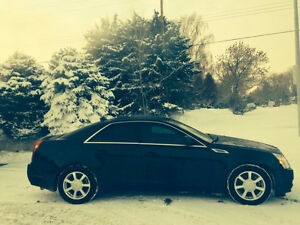 AWD Cadillac CTS-4: 09' Fully Loaded