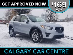 2016 CX-5 GX $169B/W TEXT US FOR EASY FINANCING! 587-582-2859