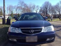 2003 Acura TL 3.2 - this weekend
