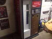 1973 Coke fridge. 500 OBO