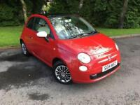 2014 14 FIAT 500 1.2 COLOUR THERAPY 3D 69 BHP