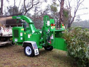 Bandit 990 XP wood chipper hire Croydon Hills Maroondah Area Preview