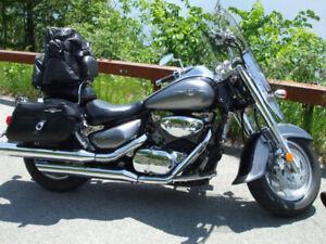 Suzuki 1600 cc Boulvard C90.  $2100