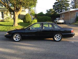 Impala ss 1996