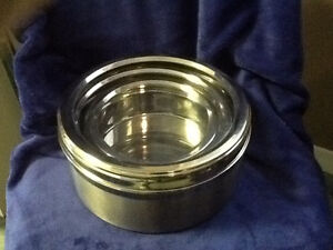 Stainless Steel Nesting tins London Ontario image 2