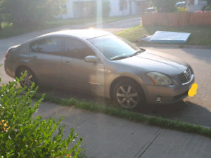 2006 Nissan maxima for fast sale