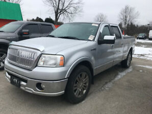 2007Lincoln Mark LT Crew, 4x4, Auto, Leather FINANCING AVAILABLE