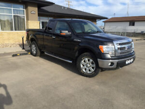 2014 F-150 XTR Package