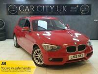 2013 BMW 1 Series 114i SE HATCHBACK Petrol Manual