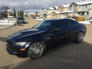 2012 BMW M3, DCT transmission, 414 hp, coupe