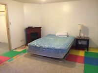 Room for rent 800$/month or  400$bw Whitecourt downtown