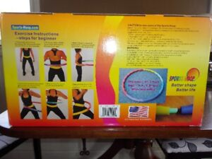 exercise equipment  Sports Hoop