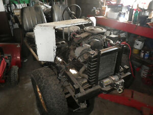 1985 Suzuki sidekick Buggy project