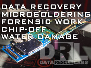 Data Recovery - iPhone / Android /  Water Damage