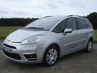 Citroen C4 Grand Picasso 1.6 HDI PLATINUM 110HP 7 seater
