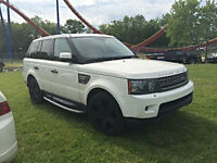 EXCELLENT CONDITION RANGE ROVER SPORT SUPERCHARGED 2010!!!!!!!