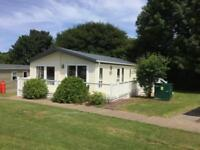 Lodge for sale woodland park by the coast Devon 12 month season