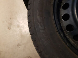 205/65 R16 Winter Tires and Rims