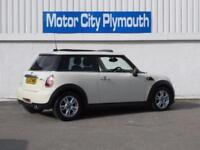 2012 12 MINI HATCH ONE 1.6 ONE D 3D 90 BHP DIESEL