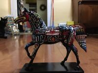 Trail of Painted Ponies Spirits of the Northwest #12234