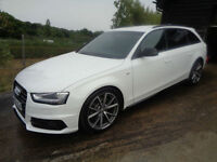 Audi A4 Avant 1.8 TFSI ( 170ps ) Avant 2015MY Black Edition Nav