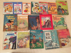 Books for Ages 5 and 6