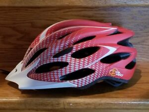 Via Velo Adult Bicycle Helmet