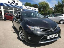 2014 Toyota AURIS ICON VALVEMATIC Automatic Hatchback
