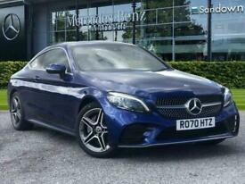 image for 2020 Mercedes-Benz C-CLASS C 220 d Coupe Auto Coupe Diesel Automatic