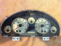 Instrument cluster from Mazda MX5 Mk2.5 SV-T Sport