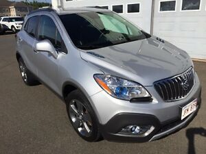 2013 Buick Encore AWD $69Weekly!