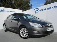 2012 12 Vauxhall Astra 1.4i VVT 16v ( 100ps ) Active for sale in AYRSHIRE