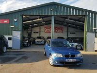 2005 BMW 120 2.0TD DIESEL MANUAL E87 PX WELCOME