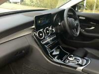 2019 Mercedes-Benz C Class C200 SE 4dr 9G-Tronic Auto Saloon Petrol Automatic