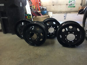 Roues double pour cube Ford