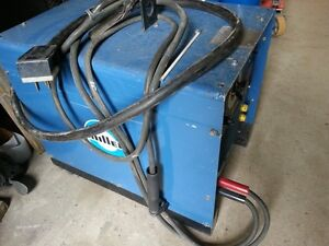 Miller Dialarc 250 AC/DC welder, Mint condition