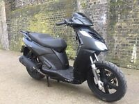 2012 Aprilia Sport city cube 125cc learner legal scooter. With MOT. Runs excellent. Very fast.