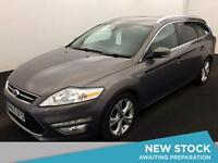 2013 FORD MONDEO 2.0 TDCi 163 Titanium X Business Edition 5dr