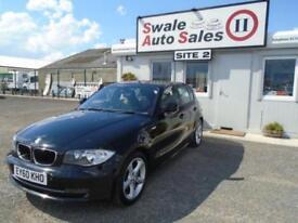 60 BMW 1 SERIES 2.0 116I SPORT 121 BHP - 60279 MILES - IDEAL FAMILY CAR