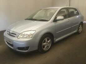 TOYOTA COROLLA 1.6 VVT-i T3..LONG MOT..FULL MAIN DEALER HISTORY..DRIVES GREAT