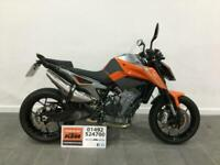 2018 KTM 790 Duke Tail Tidy, Tank Pads, One Owner, Very Clean 790cc, The Scalpel