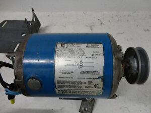 Emmerson AC Electric Motor 1/3HP, 1725rpm,single Phase ,115 volt Kitchener / Waterloo Kitchener Area image 1