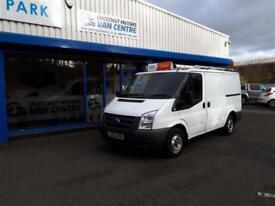 Ford Transit 2.2TDCi T300 EX BT One Owner Full History Video Available!
