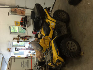 650 can am