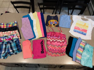 Girls size 8. Summer Clothing lot - excellent condition