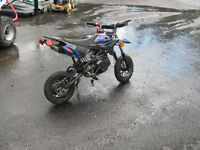 Gio 50cc Dirt Bike
