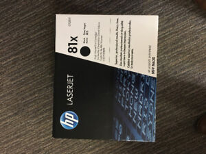 Dell and HP Printer Toners