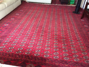 Authentic Bokhara Afghan rugs & runners 100% hand knotted wool